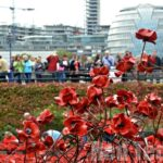 Remembrance Sunday – DIY Felt Poppy