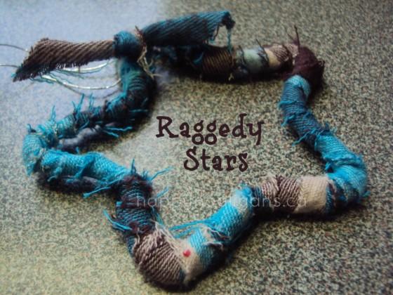 cookier cutter raggy stars