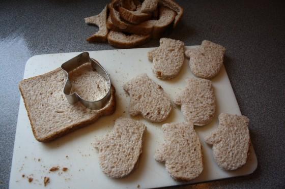 sugar toast cookie cutters