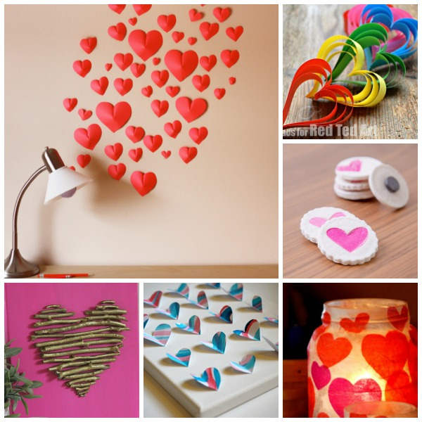25 valentines day decoration ideas for you and the kids - Decorations Ideas
