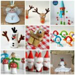 12 Christmas Cork Crafts – Getting Festive!