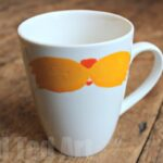 Moustache Crafts – Mug Gift For Dad
