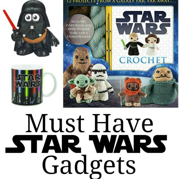 Must Have Star Wars Gadgets- may 4th