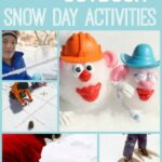Snow Day Activities (Outdoors)