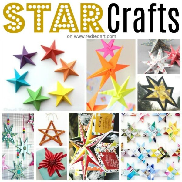 DIY Star Craft Ideas for all seasons