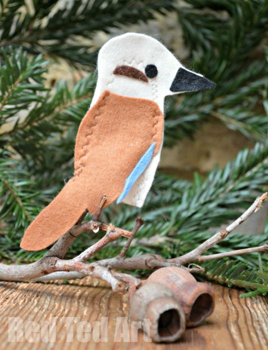Kookaburra Crafts & Song