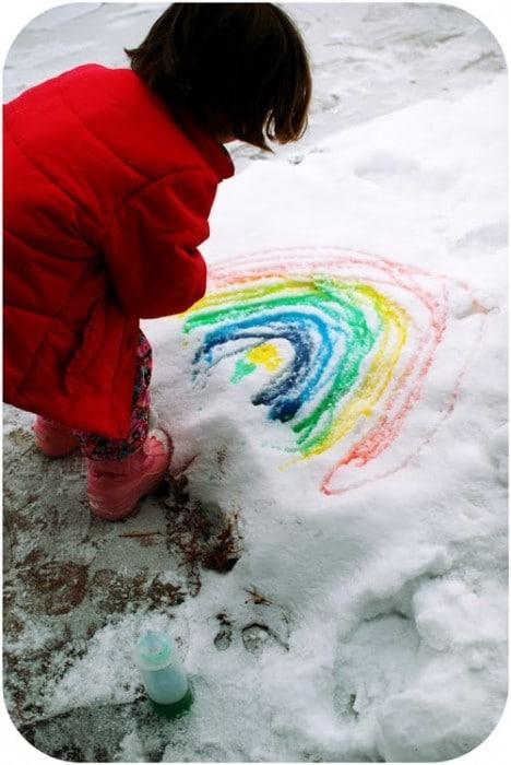 outdoor snow day activities