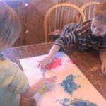 Ballon Painting 150x150