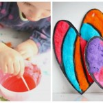 Easy Puffy Paint recipe