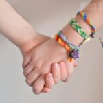 Friendship Bracelets, great gifts for kids to make