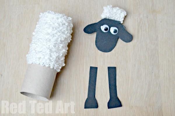 Make a Shaun the Sheep