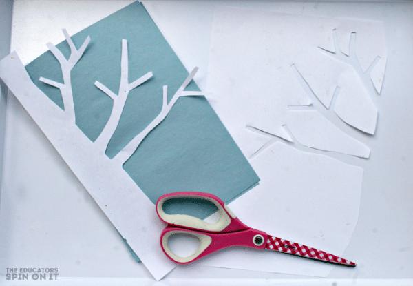 Valentine Tree Card by Kim Vij at The Educators' Spin On it