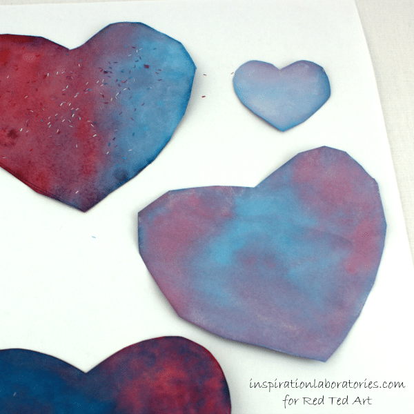 Valentine's Day Science activity