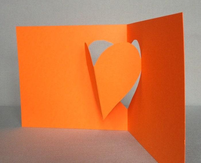 how to make a heart hangouts