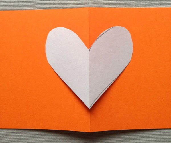 Valentines Cards pop up hearts (8)
