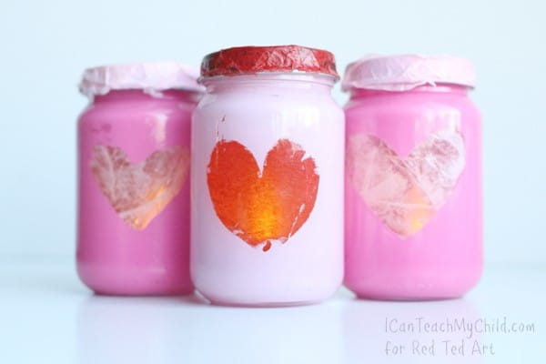Valentine's Day Tealights (7)