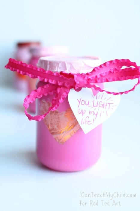 Valentine's Day Tealights (8)
