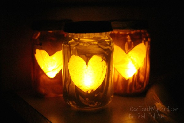 Valentine's Day Tealights (9)