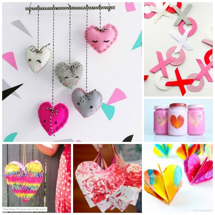 valentines decorations valentines day crafts for preschoolers and toddlers some super cute valentines craft