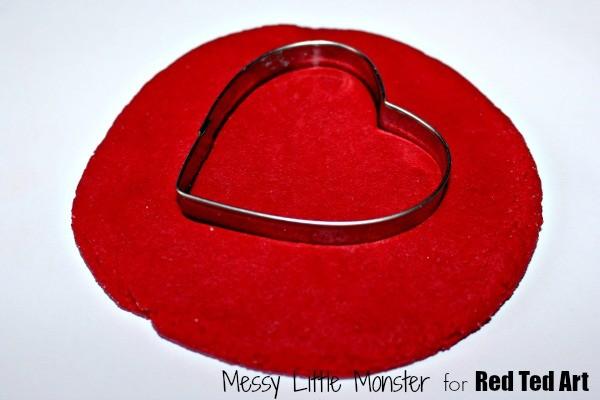 Valentine's Day Gifts - Thumbprint and Fingerprint Heart Keepsakes