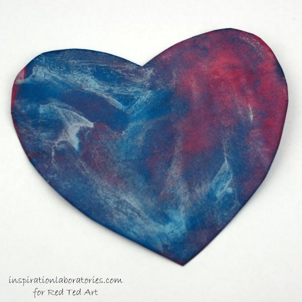 dark-painted-heart