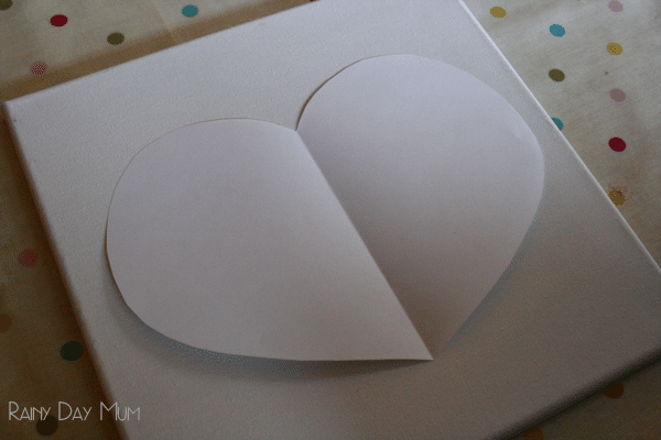 heart-template-on-canvas