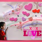 Blowing Love Your Way – Valentine's Day Cards for Kids