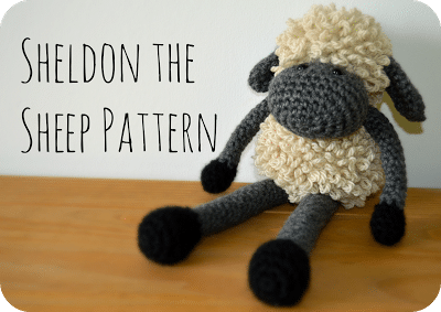 sheep crochet pattern free