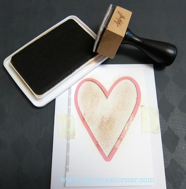 Valentine's Day Cards - Stencils