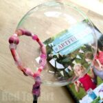 Melty Bead Suncatchers, Bubble Wands and an Artful Year
