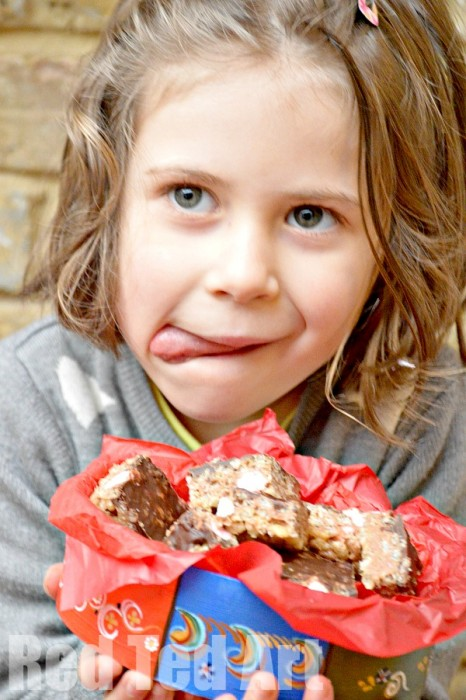 Marshmallow Rice Crispy Treats - acts of kindness