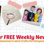 Red Ted Arts FREE fantastic crafts newsletter
