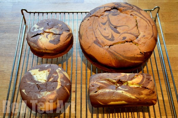 Skylander Cake - the parts