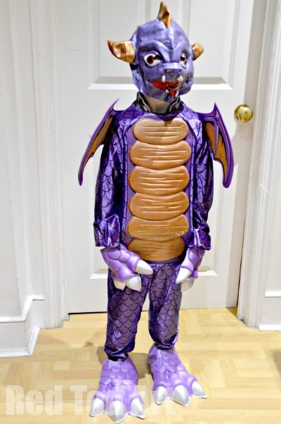 Spyro Costume Skylanders party