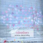 heart window decoration for valentine (2)