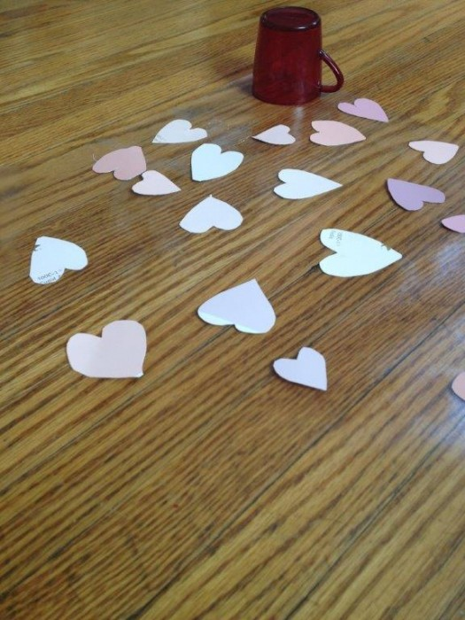 heart window decoration for valentine (6)