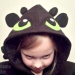 Toothless DIY Costume
