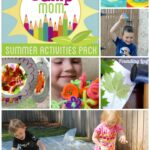 Camp Mom – Summer Activities eBook – Back on Sale