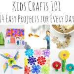 Kids Crafts 101 – 14 Gorgeous Kids Craft Ideas for Any Time Any Day!