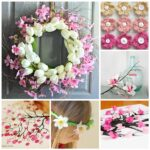 Blossom Craft Ideas for Spring #GetYourCraftOn