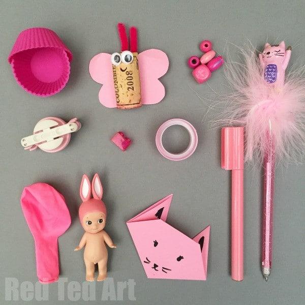 Pink Colour Hunt Photo