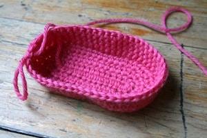 baby booties crochet pattern 8