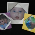 How to.. make Paper Photo Frames