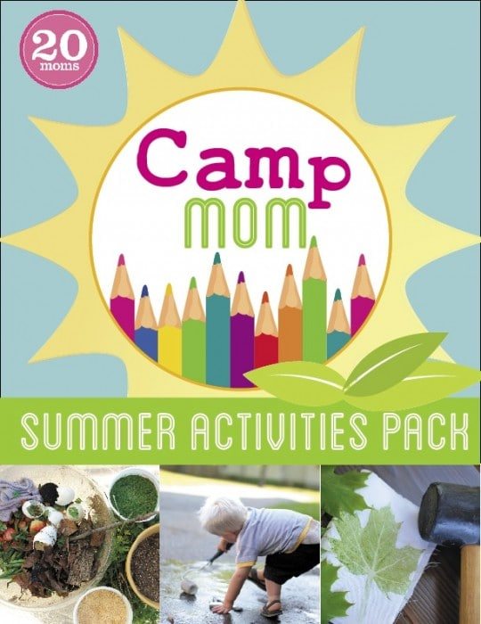 summer activities ebook