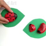 Stone Crafts – Easy Ladybird Stones