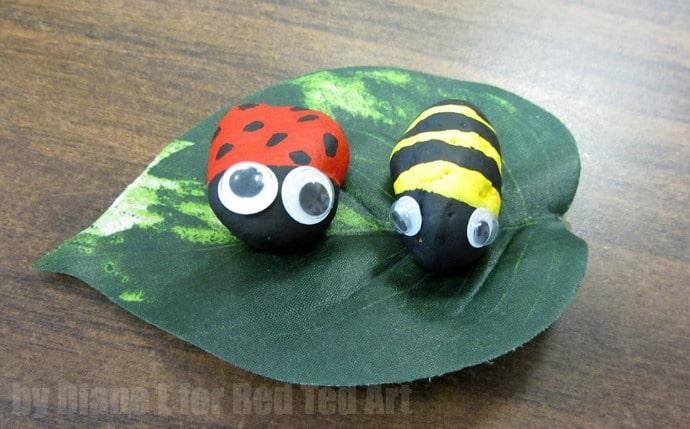 Stone bugs
