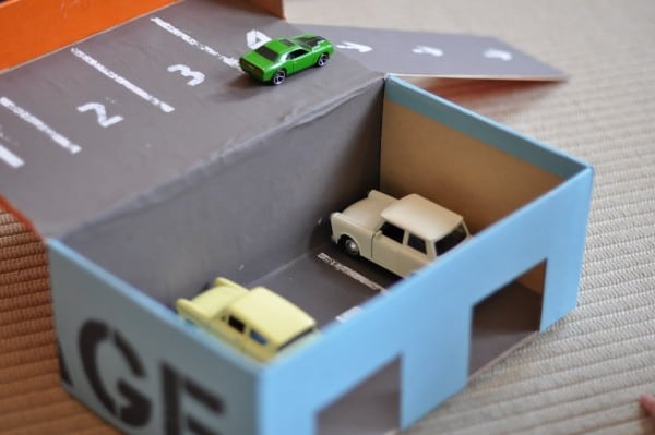 shoebox garage