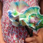 Paper Chromatography Flowers