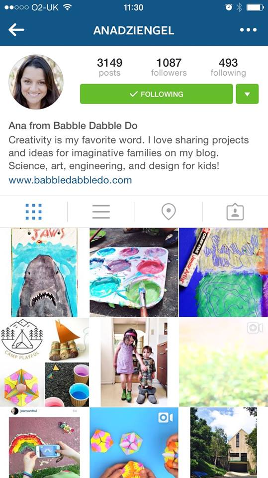Creative Instagram Accounts To Follow 1 Red Ted Art S Blog