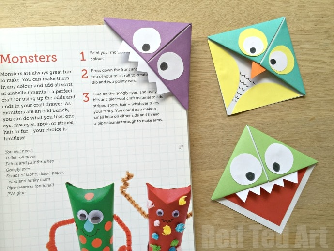 Halloween Origami for Kids  Easy Peasy and Fun